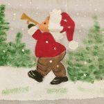 Trumpet Boy Towel