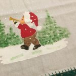 Trumpet Boy Towel