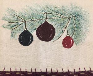 Ornament Towel