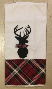 Deer Towel