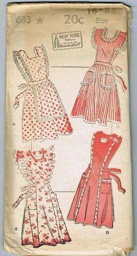 71f7706d90253e0bc66dc65104af0de3--vintage-apron-pattern-apron-sewing-patterns