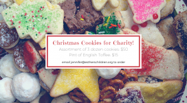 Copy of cookies for charity